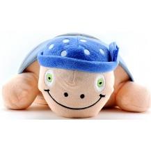 Проектор звездного неба, ночник Музыкальная Черепаха Тимми с mp3 и пультом д/у, синяя