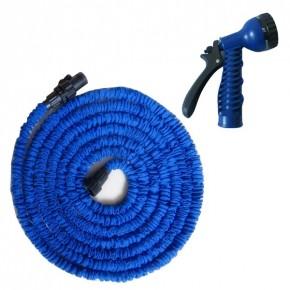 Компактный шланг для полива X-hose 22,5 м + насадка в подарок