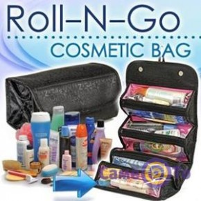 Органайзер для косметики Roll-N-Go (Roll-N-Pack)
