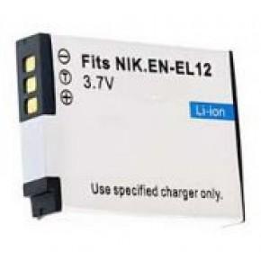 аккумулятор EN-EL12 (1200mAh)